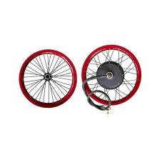 RTS QS205 electric hub motor 5000w Waterproof e bike conversion kit
