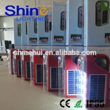 Bivouac light Rechargeable hand lamp solar lantern radio charger