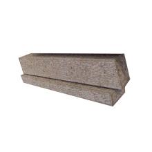 pedra de granito com pipetas G682SD AMARELO RUST GRANITO PALISADE pedra Coluna Pilar de Stelen Natural
