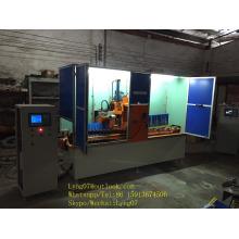 Máquina de máquina de cepillo de tira industrial larga de 2 ejes