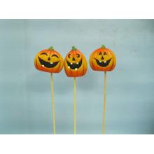 Artes y oficios de cerámica de la calabaza de Halloween (LOE2375-A5.5p)