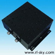 Connecteur de 30W 890-1880MHz N-KF Type duplex de GSM-DCS uhf