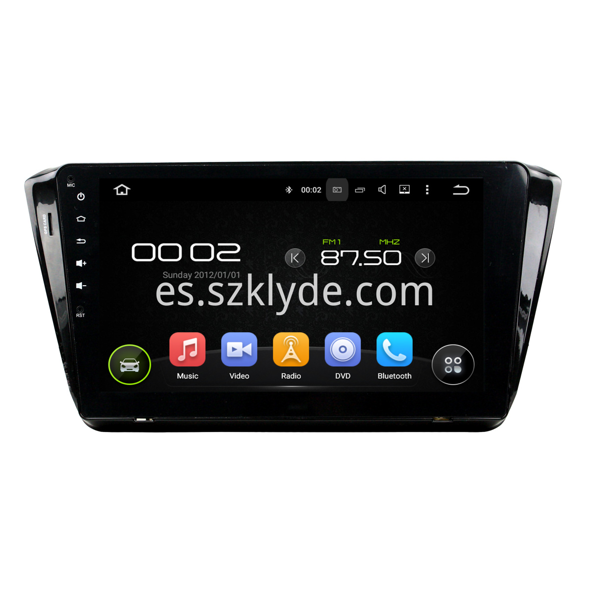 Superb Android Car DVD