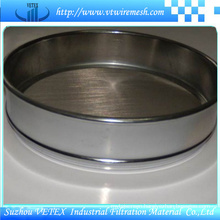 SUS 304 or 316 Test Sieve for Screening
