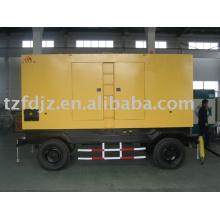 Mobile waterproof china made genset