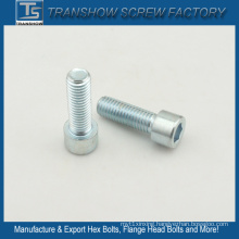 Zinc Plated DIN912 M8X20 Hex Socket Cap Bolt