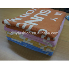 Soft touch and warm knitted baby blanket, cashmere baby blanket