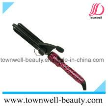 Salon professionnel Hair Curling Iron 3 Barrel Waver Triple Hair Curler