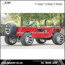 2016 New Model Hot Selling 110cc Mini Jeep 150cc Kids Jeep with Ce