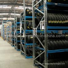 Automoblie Räder Reifen Regal Reifen Rack Lager Lager Reifen Rack