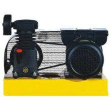 Sitzen ziehen Luft-Kompressor
