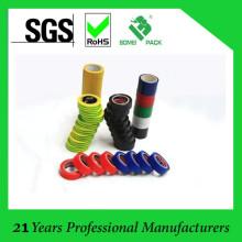 Fabricação de Preço Competitivo e Melhor Qualidade PVC Fita de Isolamento Elétrico