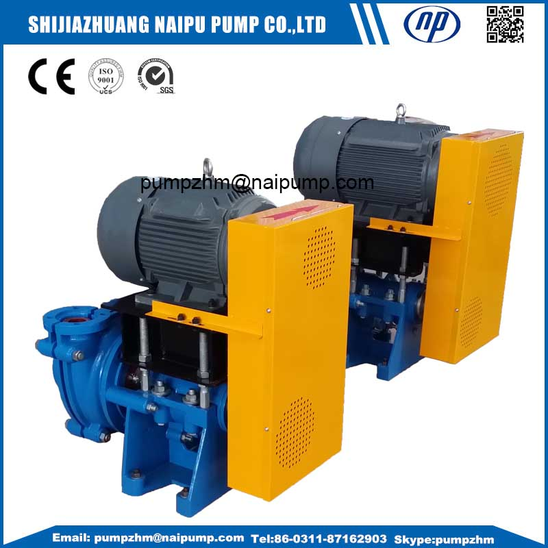 83 high chrome slurry pump