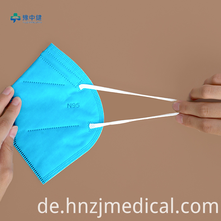 Disposable Filtering Face Mask