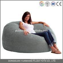 cadeiras de saco de feijão de brinquedo de pelúcia personalizado atacado sofá