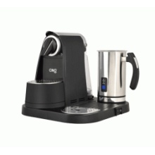 Lavazza Point Machine with Milk Frother