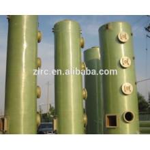 remoção de poluentes do ar de pulverização torre de alta qualidade wet scrubber