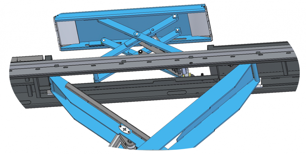 lift table structure