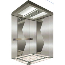 Passenger Elevator Lift Home Elevator Mirror Etching Hl-X-064