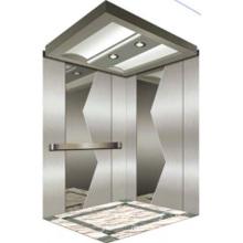 Elevador de passageiros Elevador Elevador de casa Espelho Gravura Hl-X-064
