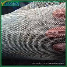 Pantalla decorativa de aluminio de seguridad de la ventana, pantalla de aluminio del insecto