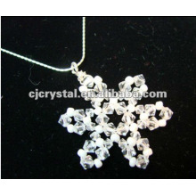 2016 Charming crystal necklace