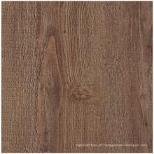 Revestimento luxuoso do PVC da madeira para o uso residencial