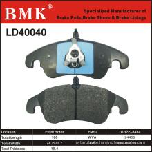 High Quality Brake Pad (Ld40040) for Audi