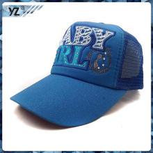 New produce custom cotton mesh trucher cap manufacturer