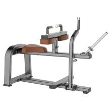 Équipement commercial de gymnase de machine de veau assis