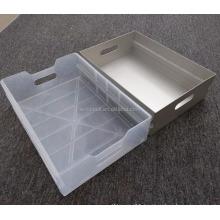 Atlas aluminum drawer for inflight trolly