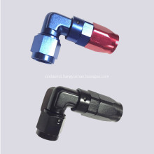 Cutter style hose ends