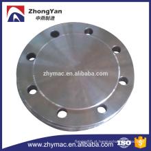 ASTM A105 ANSI B16.5 cs tubo flange cego fabricante