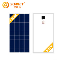 Polycrystalline 120 Watt Solar Panel With Full Certificates