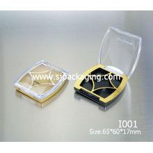 5 colores vacío sombreador de ojos caja compacta