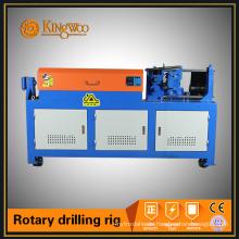 Richt- und Schneidemaschine für Stahldraht