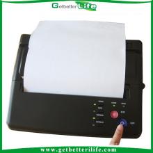 Machine de transfert noir tatouage thermique transfert machine thermique copieur machine tatouage