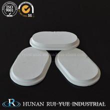 Высокая износостойкость 99% глинозема керамических деталей