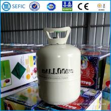 Cylindre jetable de gaz d'hélium de vente chaude de 13.4L (GFP-13)
