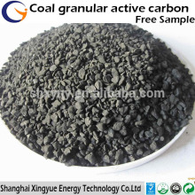 High iodine value anthracite coal based activated carbon