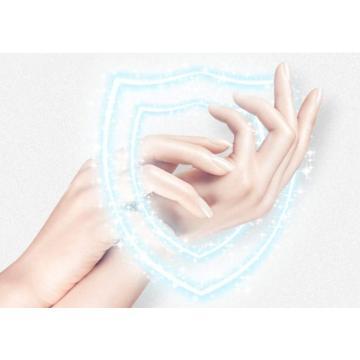 Cuidados pessoais por atacado Waterless Mini desinfetante para as mãos Gel