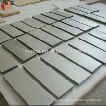 Pure niobium price per kg niobium sheet price