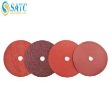 disco de fibra de óxido de aluminio