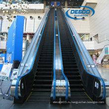 Преобразователь крытый эскалатор с алюминиевым шаг