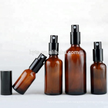 botellas de aerosol de aceite esencial