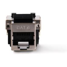 Высокое качество CAT6 Экранированный трапецеидальный