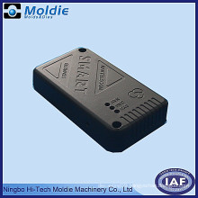 Black ABS Injection Plastic Cover