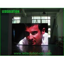 Parede impermeável do vídeo da exposição de diodo emissor de luz de 12mm