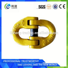 Zinc Plated Or Self-Colored G80 Connecting Link