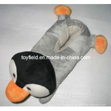 Sapatos plush pelúcia anima pingüim (tf9713)